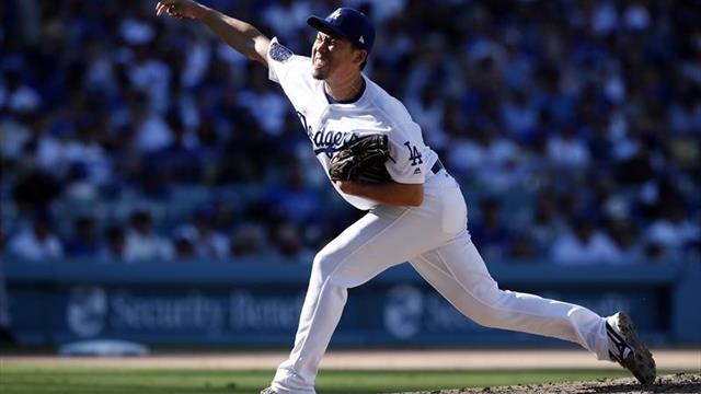 6-1. Maeda lanza sólido, los Dodgers estrenan liderato y siguen jonroneando