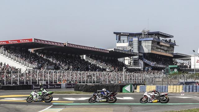 111 pays couvriront la 42e édition des 24 Heures Motos