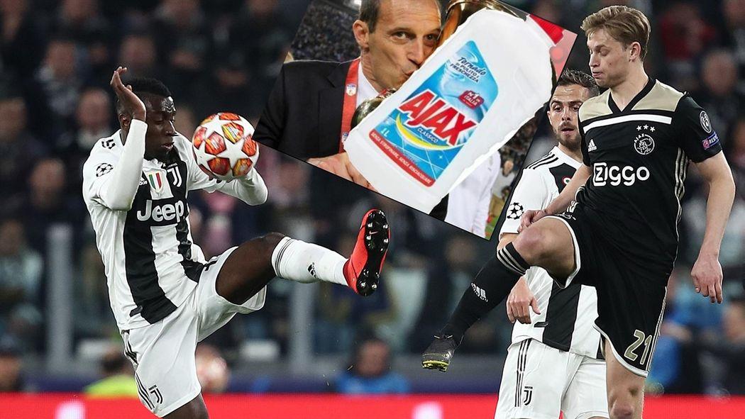 Champions Calendario Juve.Juventus Eliminata Dalla Champions League Fra Sfotto E