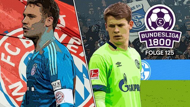 Nübel der neue Neuer? Bayern-Planspiele im Tor