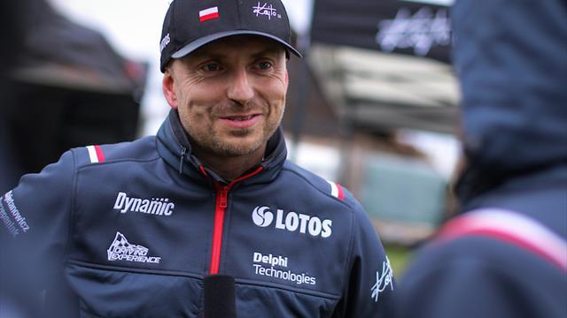 Le champion ERC Kajetanowicz déploie ses ailes