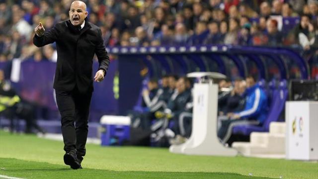 El Espanyol se cruza de nuevo en la carrera de Paco López