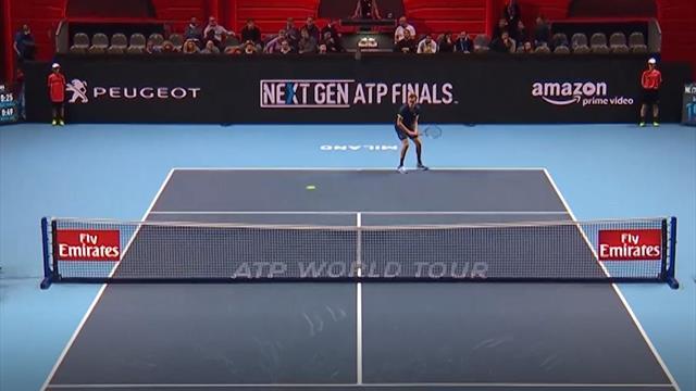 «Самое главное в теннисе – ноги». Медведев – о своей технике и бэкхенде