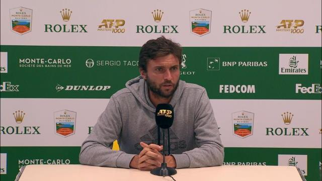 Roland-Garros - Simon : ''J'ai toujours évité de jouer sur le court N.1''