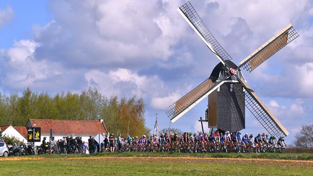 Las clásicas de las Ardenas arrancan con la Amstel Gold Race (domingo 21, 15:15 E1)