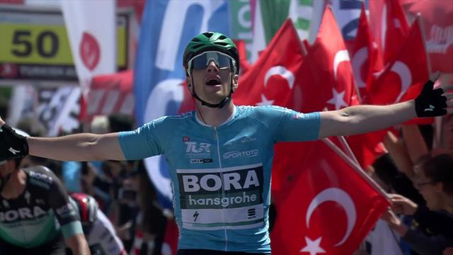 Bennett wins again on Stage 2 of Tour of Turkey