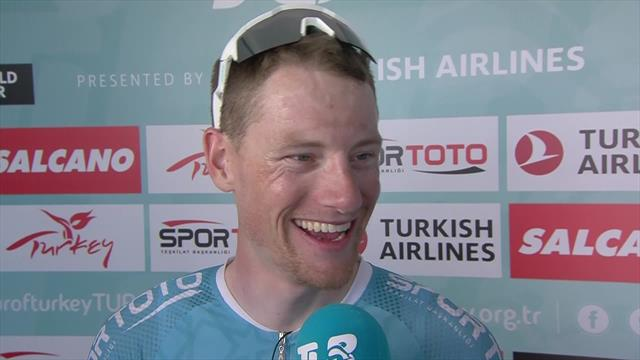 Bennett delighted after 'very difficult' Stage 2 win in Turkey