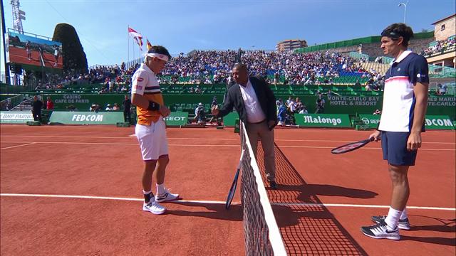 ATP Monte Carlo: Nishikori, finaliste en 2018, éliminé d'entrée