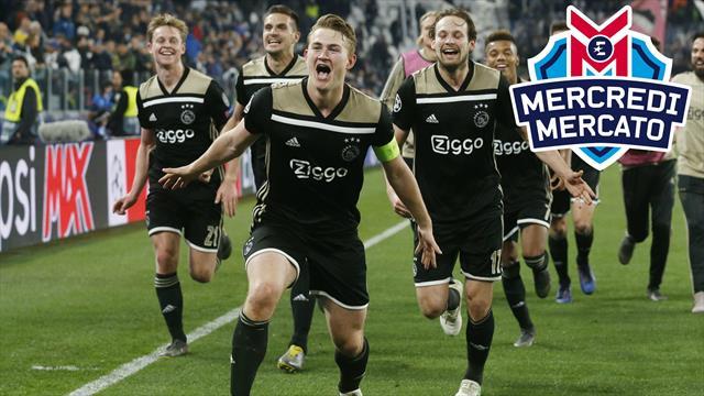 Alerte jackpot : Le onze de l'Ajax a coûté 55 millions d'euros, combien va-t-il rapporter ?