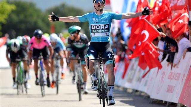 Ronde van Turkije   Twee uit twee voor Bennett in Eceabat