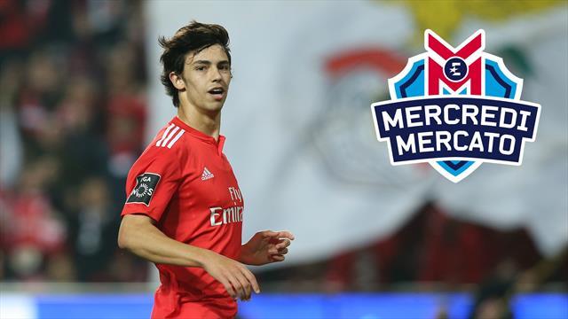 100, 50 ou 30 millions d'euros : Combien vaut João Félix, la nouvelle pépite de Benfica ?