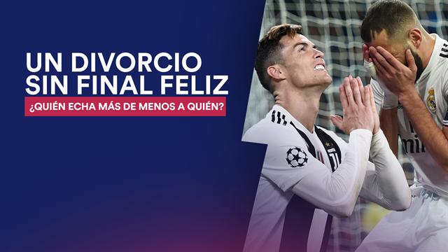 Divorcio sin final feliz Real Madrid-Cristiano: ¿Quién echa más de menos a quién?
