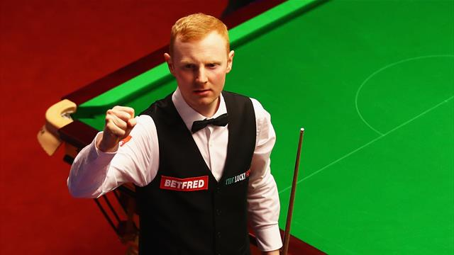 McGill comes back from 7-2 down to reach Crucible, Cahill creates history