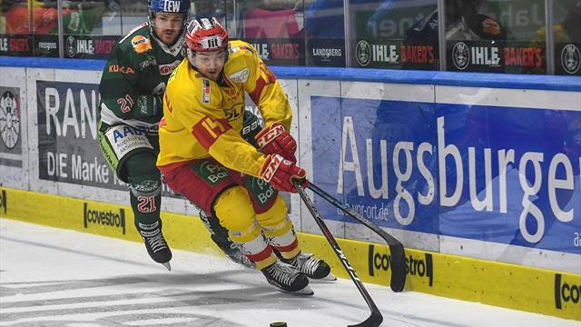Eishockey: Topscorer Descheneau verlässt Düsseldorfer EG