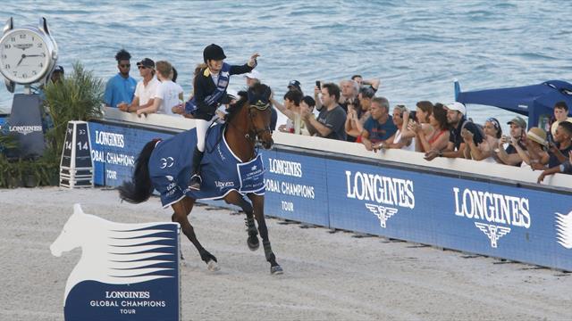 Le Longines Global Champions Tour pose ses valises à Miami Beach