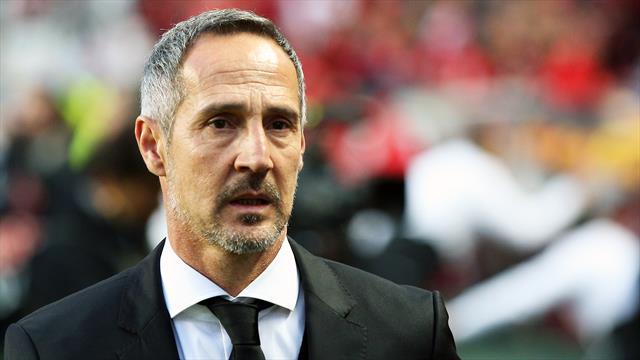 "Hütter: ""Benfica ist der Favorit, aber ..."""