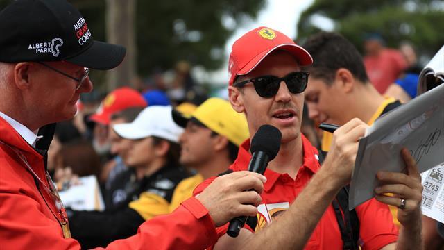 """""""Handy war ja mal als Telefon gedacht..."""" Darum meidet Vettel die sozialen Medien"""