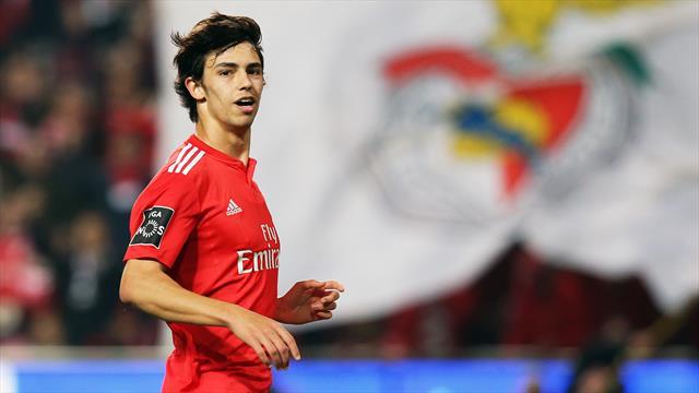 VIDEO - Eintracht Frankfurt - Benfica Lissabon