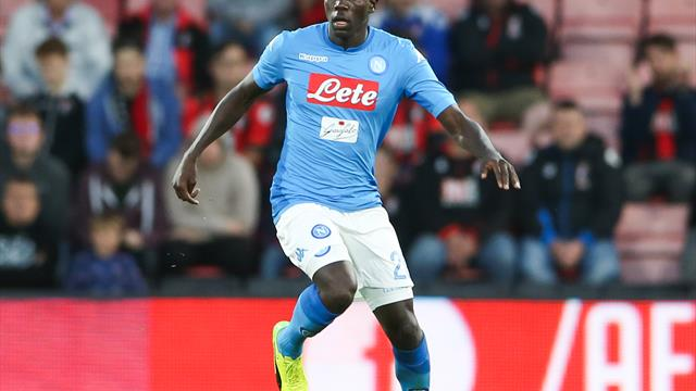 'Angry' Napoli fired up to overturn Arsenal deficit – Koulibaly