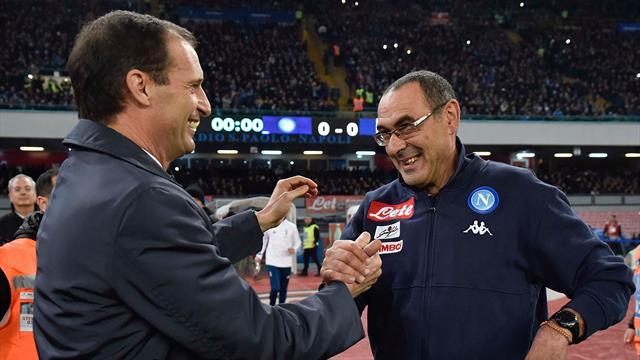 Juventus, per sfatare il tabù Champions più che Allegri ti servirebbe Maurizio Sarri