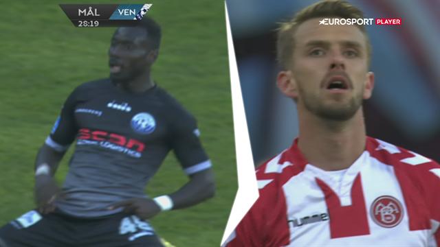 Highlights: Lucas Andersen-perle var ikke nok for AaB i lokalopgøret mod Vendsyssel