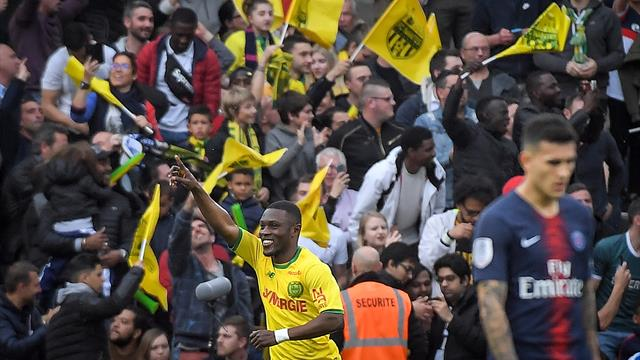 Altro match point fallito: il PSG perde a Nantes per 3-2, festa ancora rimandata