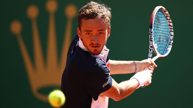 Медведев против Джоковича и матч Надаля. Расписание четвертьфиналов в Монте-Карло