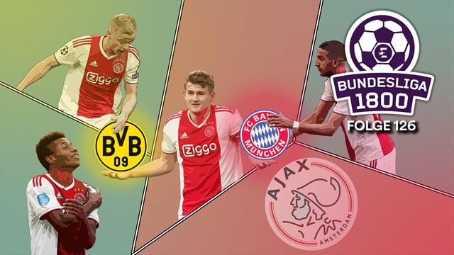 Wie die goldene Generation: Diese Ajax-Stars könnten Millionen einbringen