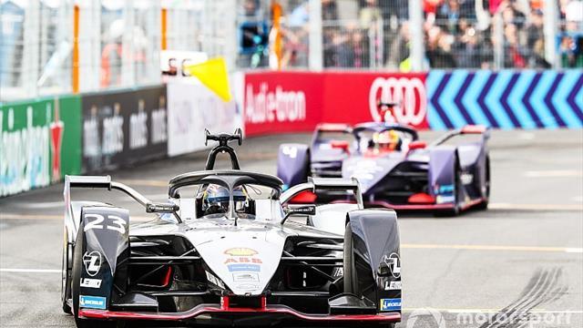 Nissan esperaba que la carrera en Roma durara una vuelta más