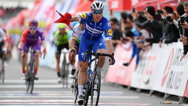 Ronde van Turkije | Jakobsen stopt dominantie Bennett in derde etappe