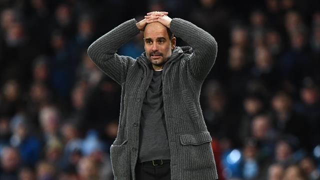 """Guardiola : """"Ma seule inquiétude ? Quand le VAR fait une erreur..."""""""