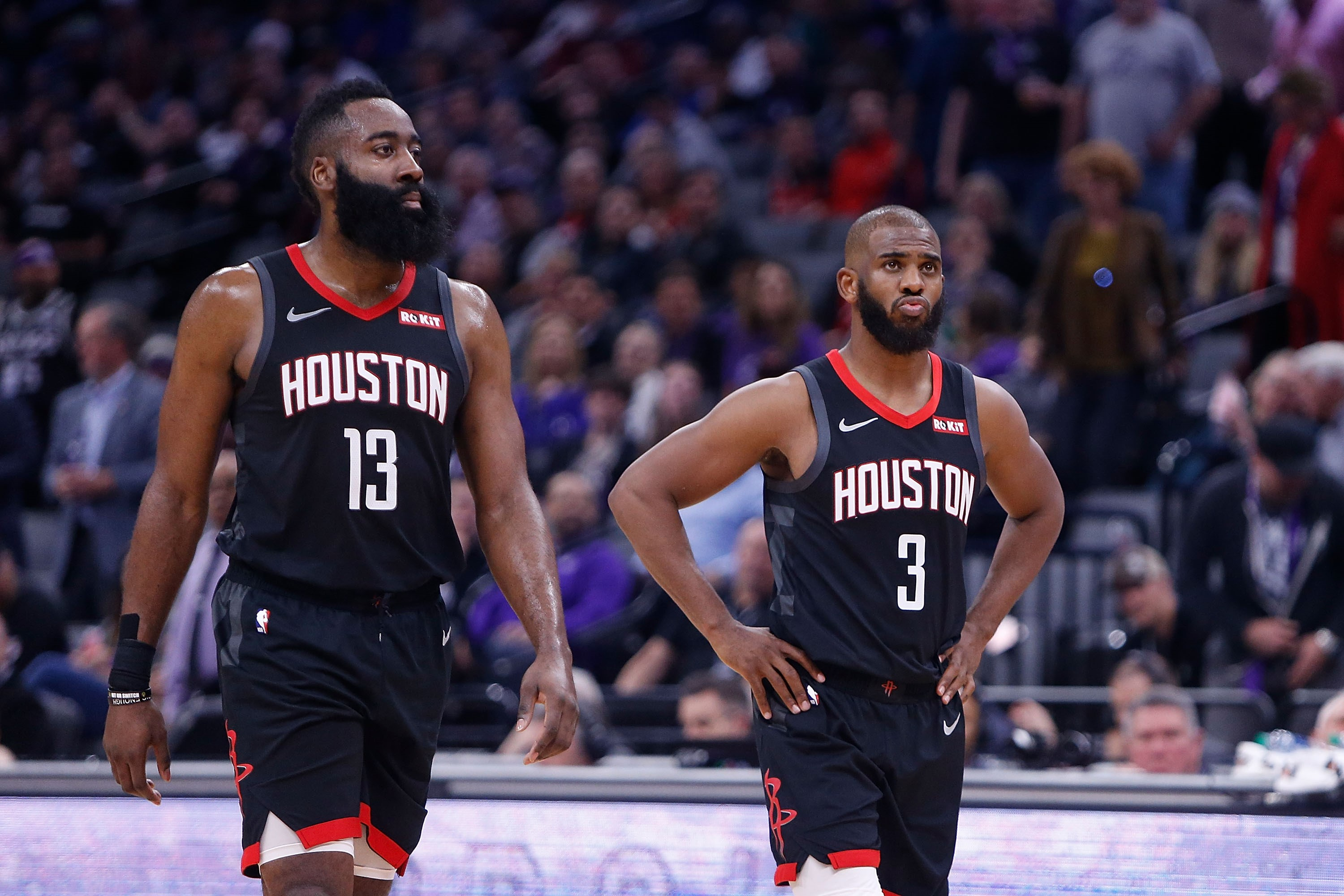 James Harden ve Chris Paul, Houston Rockets, 2019
