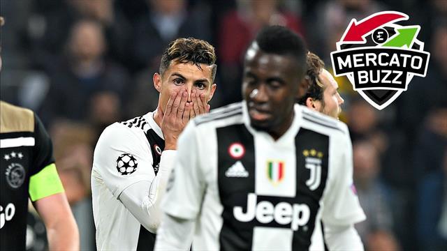 L'échec en C1 relance l'avenir de Ronaldo