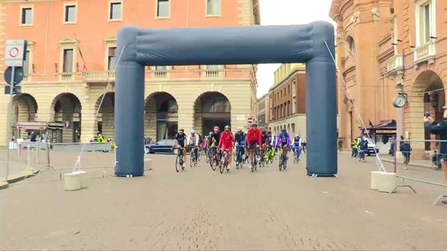 Forlì, 13 aprile 2019: la Challenger Biking Cup e la beneficenza per il Dynamo Camp