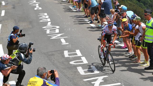 Tour de France führt Bonussekunden an Bergwertungen ein