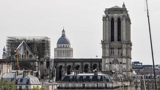 Le CIO va donner 500.000 euros pour que Notre-Dame soit prête pour Paris 2024