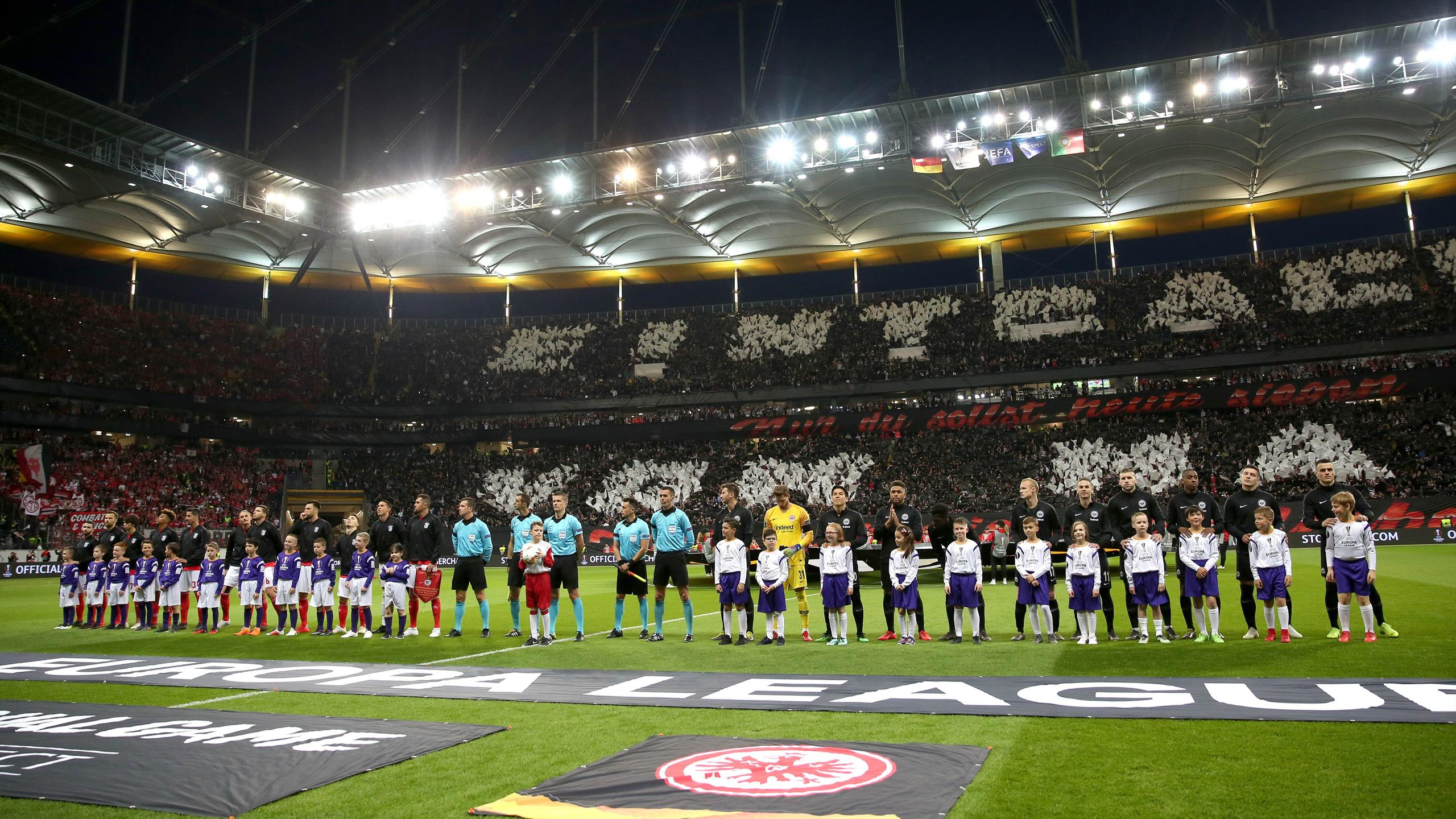 Europa League Eintracht