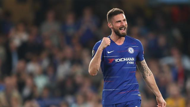 La Ligue 1 attendra : Giroud prolonge l'aventure à Chelsea