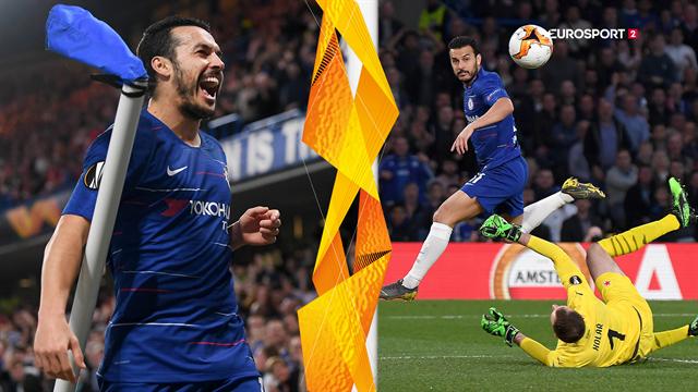 Highlights: Pedro og Saucek-show i syv-måls-bombardement på Stamford Bridge