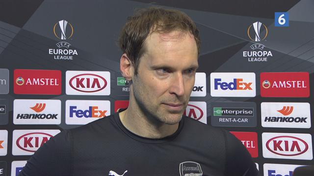 Petr Cech: Det er ekstremt vigtigt, at vi holder to clean sheets
