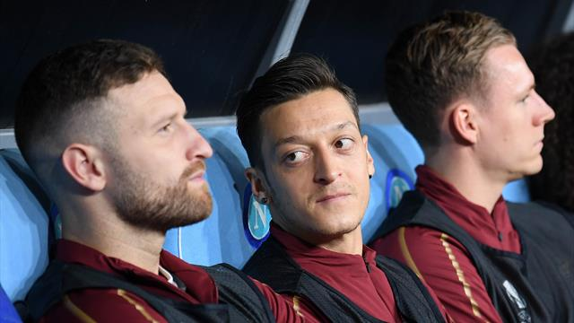 Paper Round: Mustafi, Ozil up for sale at Arsenal, Man City set to break transfer record