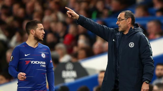 The Warm-Up: Sarri's misery habit, haircut inception and theFrancis Coquelin Clasico