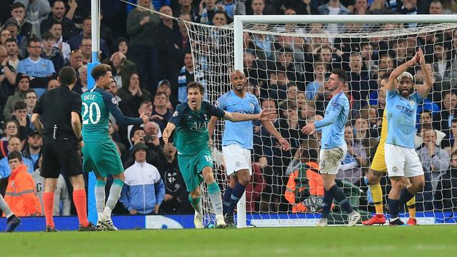 Premier League: City-Tottenham, meciul etapei a 35-a, se vede în direct pe Eurosport