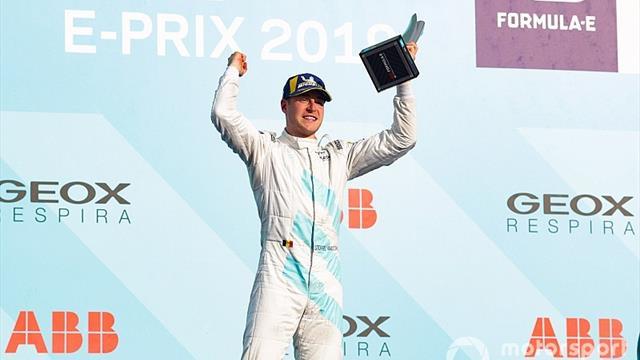 Una avería estuvo a punto de arruinar el primer podio de Vandoorne