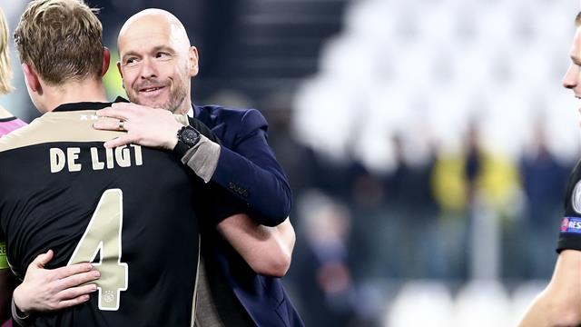 Sammer verrät: Wie ich ten Hag zum FC Bayern holte