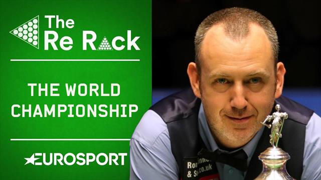 The Re-Rack: Williams' cushion-shot challenge, Ronnie's Crucible memories