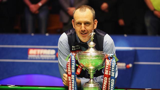 Snooker: Campionatul Mondial se vede în direct pe Eurosport în perioada 20 aprilie-6 mai