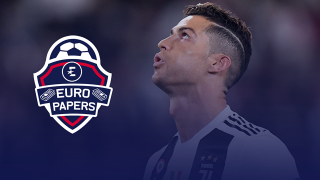 Euro Papers: 'Ronaldo won't see out his Juventus contract'