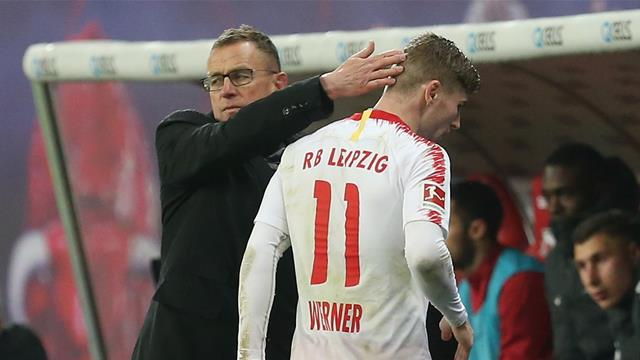Werner 'does not want to extend Leipzig contract'