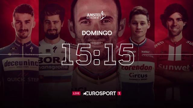 Amstel Gold Race 2019: Las clásicas de las Ardenas arrancan en Eurosport (domingo 21, 15:15 E1)